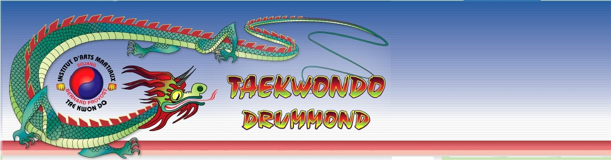 Club Taekwondo Drummond Inc.
